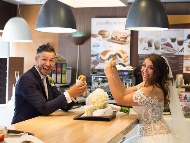 Le nozze di Elisa e Piero
