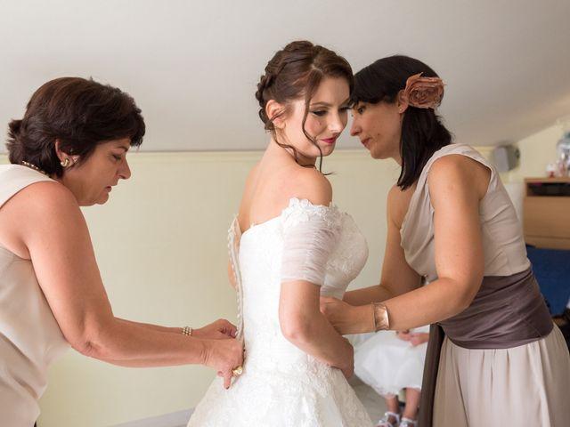 Il matrimonio di Paolo e Mihaela a Grottaferrata, Roma 12