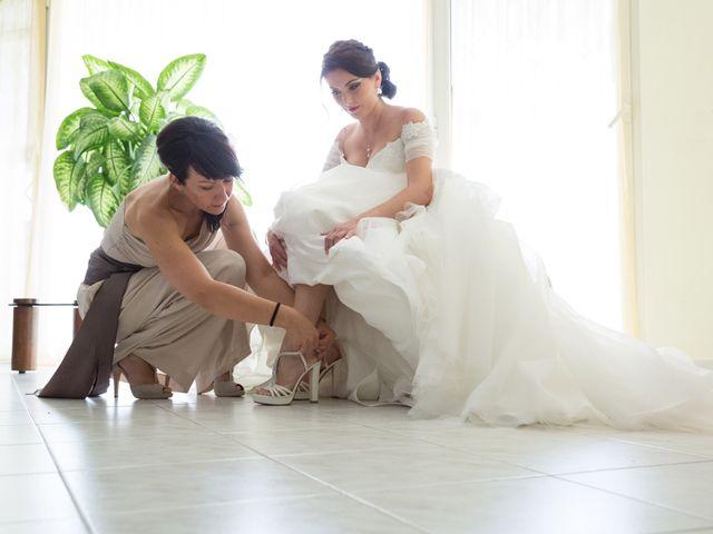 Il matrimonio di Paolo e Mihaela a Grottaferrata, Roma 16