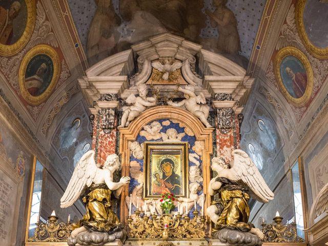 Il matrimonio di Paolo e Mihaela a Grottaferrata, Roma 18