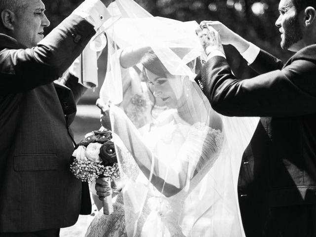 Il matrimonio di Paolo e Mihaela a Grottaferrata, Roma 26