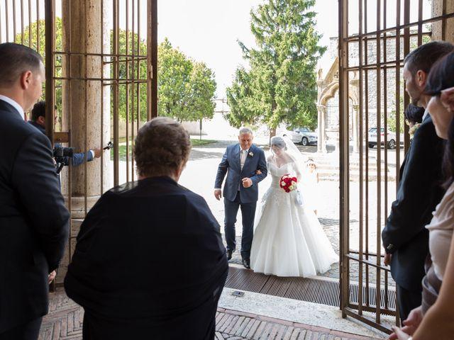 Il matrimonio di Paolo e Mihaela a Grottaferrata, Roma 28