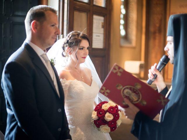 Il matrimonio di Paolo e Mihaela a Grottaferrata, Roma 29
