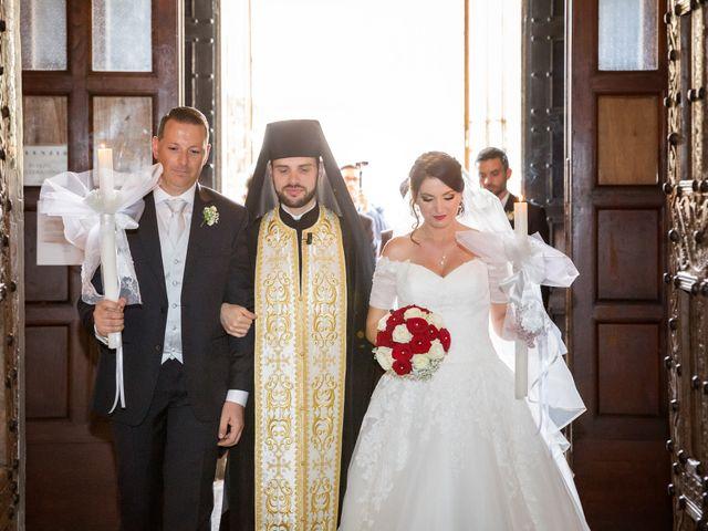 Il matrimonio di Paolo e Mihaela a Grottaferrata, Roma 30