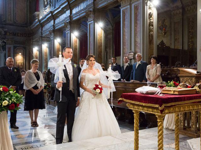 Il matrimonio di Paolo e Mihaela a Grottaferrata, Roma 31