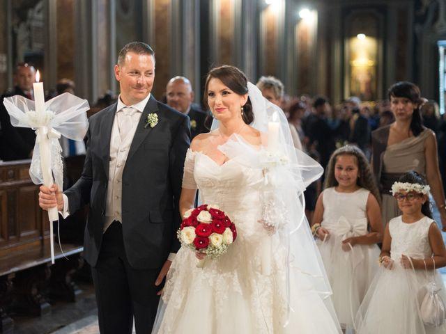 Il matrimonio di Paolo e Mihaela a Grottaferrata, Roma 32