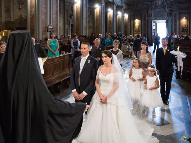 Il matrimonio di Paolo e Mihaela a Grottaferrata, Roma 36