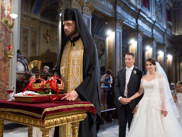 Il matrimonio di Paolo e Mihaela a Grottaferrata, Roma 37