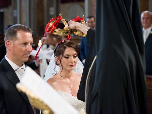 Il matrimonio di Paolo e Mihaela a Grottaferrata, Roma 38