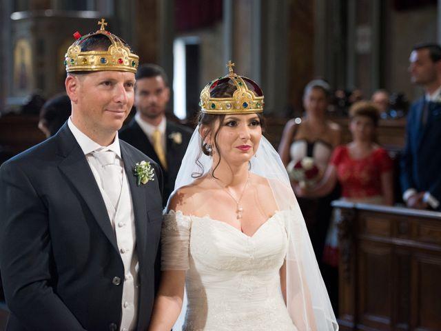 Il matrimonio di Paolo e Mihaela a Grottaferrata, Roma 39