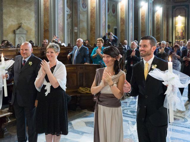 Il matrimonio di Paolo e Mihaela a Grottaferrata, Roma 40