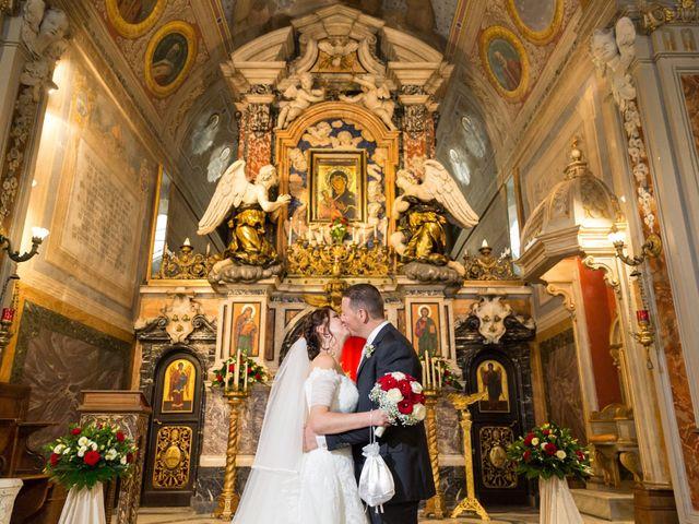 Il matrimonio di Paolo e Mihaela a Grottaferrata, Roma 42