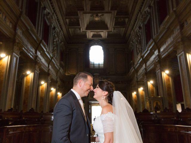 Il matrimonio di Paolo e Mihaela a Grottaferrata, Roma 43