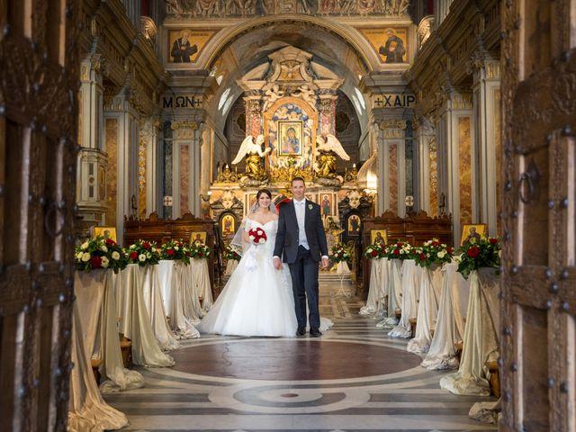 Il matrimonio di Paolo e Mihaela a Grottaferrata, Roma 44