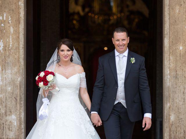 Il matrimonio di Paolo e Mihaela a Grottaferrata, Roma 45