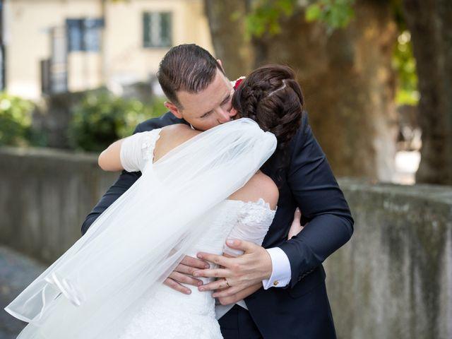 Il matrimonio di Paolo e Mihaela a Grottaferrata, Roma 48