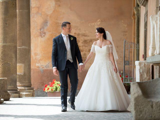 Il matrimonio di Paolo e Mihaela a Grottaferrata, Roma 53