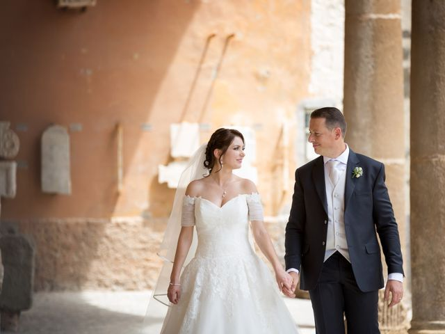Il matrimonio di Paolo e Mihaela a Grottaferrata, Roma 55
