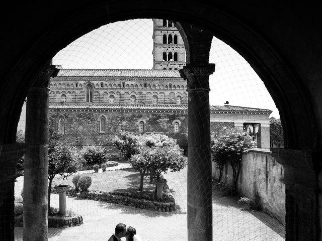 Il matrimonio di Paolo e Mihaela a Grottaferrata, Roma 56
