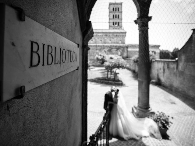 Il matrimonio di Paolo e Mihaela a Grottaferrata, Roma 57
