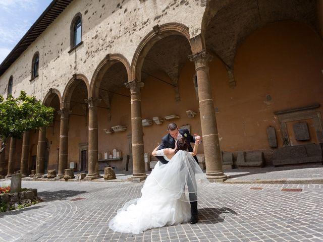 Il matrimonio di Paolo e Mihaela a Grottaferrata, Roma 62