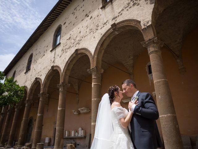 Il matrimonio di Paolo e Mihaela a Grottaferrata, Roma 63