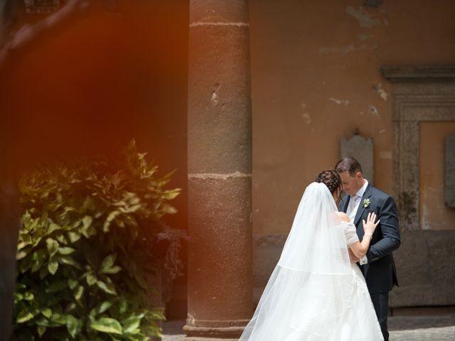 Il matrimonio di Paolo e Mihaela a Grottaferrata, Roma 64
