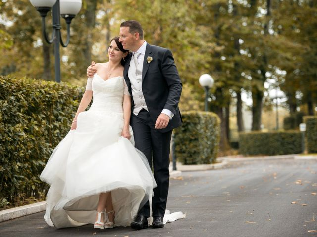 Il matrimonio di Paolo e Mihaela a Grottaferrata, Roma 69