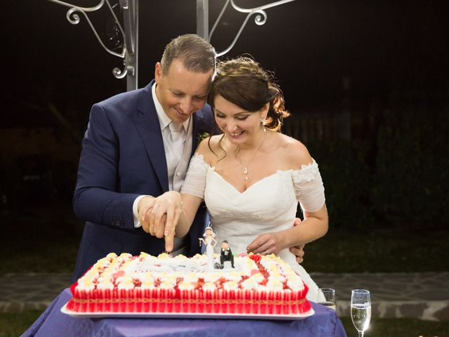 Il matrimonio di Paolo e Mihaela a Grottaferrata, Roma 76