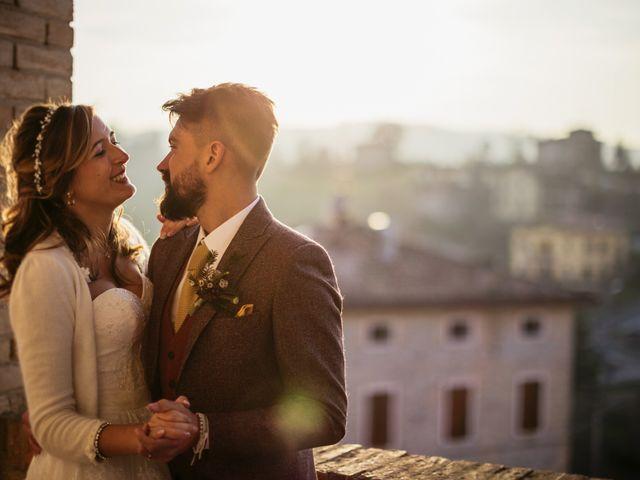Il matrimonio di Andrea e Alessandra a Castelvetro di Modena, Modena 4