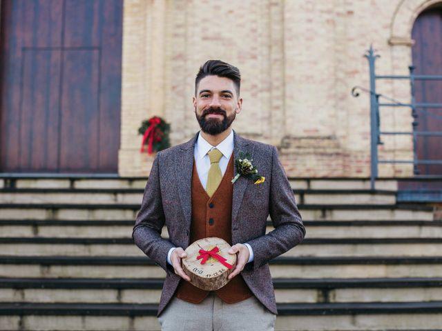 Il matrimonio di Andrea e Alessandra a Castelvetro di Modena, Modena 7