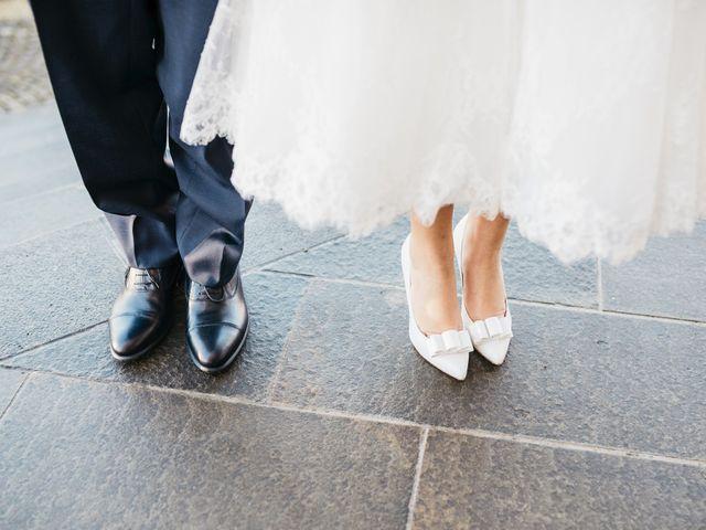 Il matrimonio di Andrea e Alessandra a Castelvetro di Modena, Modena 10