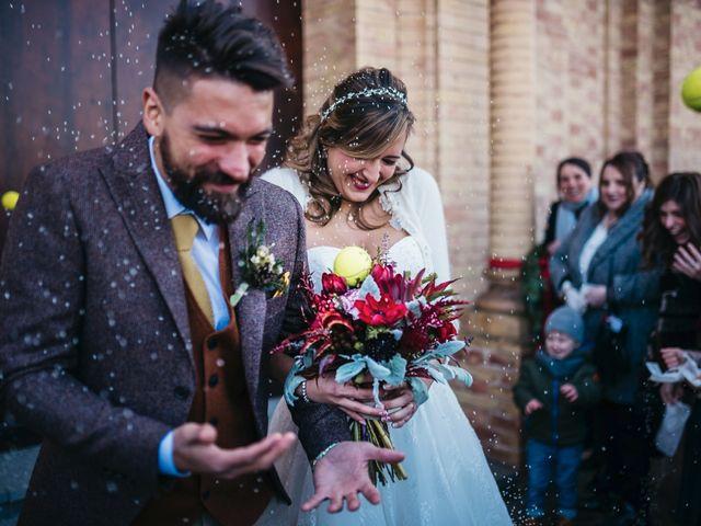 Il matrimonio di Andrea e Alessandra a Castelvetro di Modena, Modena 12
