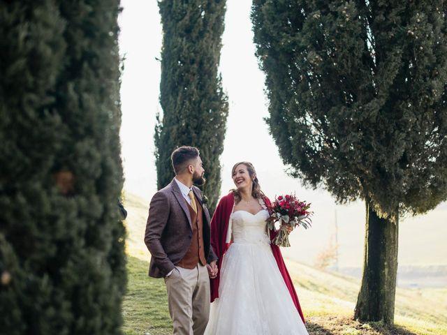 Il matrimonio di Andrea e Alessandra a Castelvetro di Modena, Modena 13