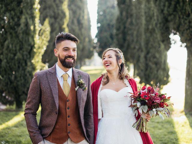 Il matrimonio di Andrea e Alessandra a Castelvetro di Modena, Modena 14