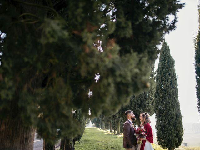 Il matrimonio di Andrea e Alessandra a Castelvetro di Modena, Modena 15
