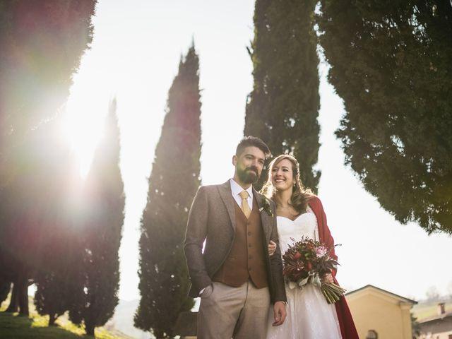 Il matrimonio di Andrea e Alessandra a Castelvetro di Modena, Modena 16