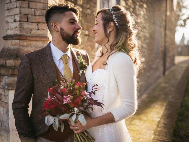 Il matrimonio di Andrea e Alessandra a Castelvetro di Modena, Modena 20