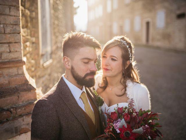 Il matrimonio di Andrea e Alessandra a Castelvetro di Modena, Modena 21