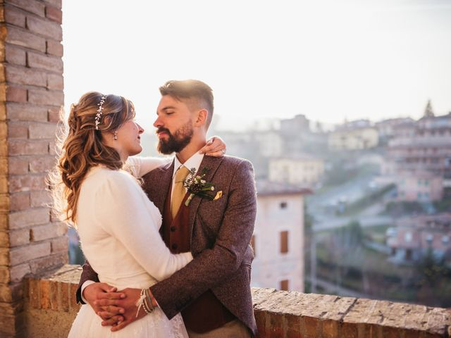 Il matrimonio di Andrea e Alessandra a Castelvetro di Modena, Modena 23