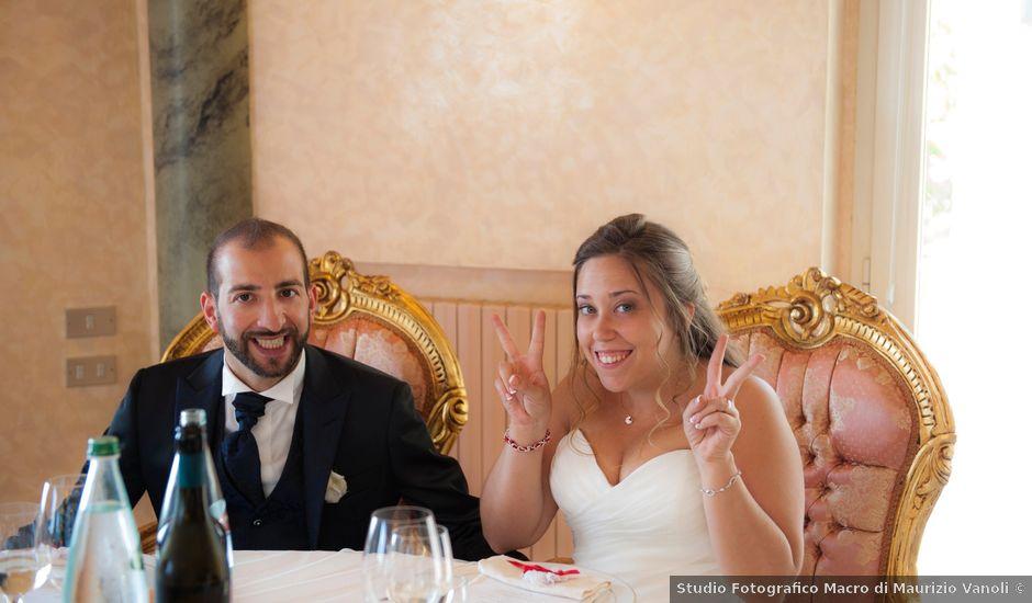 Il matrimonio di Pietro e Valeria a Almenno San Bartolomeo, Bergamo