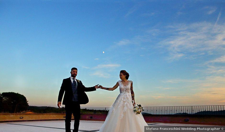 Il matrimonio di Vincenzo e Benedetta a Massa Marittima, Grosseto
