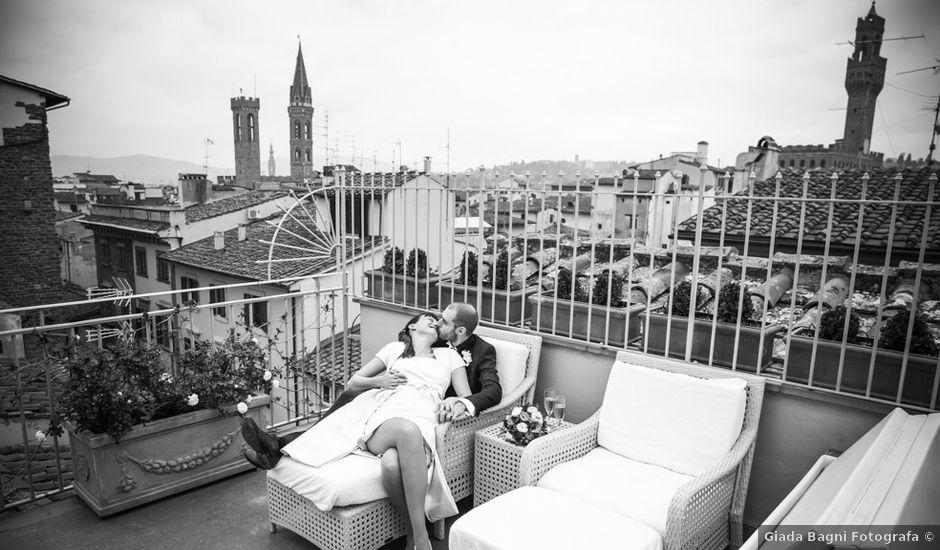 Il matrimonio di Alessio e Ilaria a Firenze, Firenze