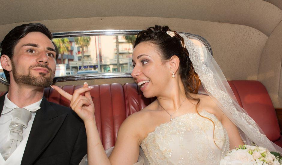 Il matrimonio di Daniele e Sara a Anzio, Roma