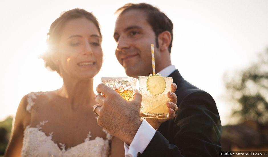Il matrimonio di Remo e Giulia a Roma, Roma