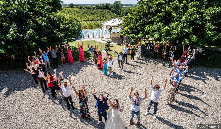 Il matrimonio di Ivan e Serena a Rivanazzano, Pavia