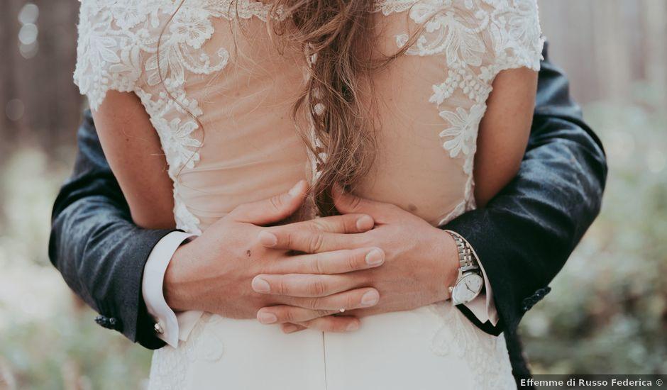 Il matrimonio di Miriana e Alessandro a Curinga, Catanzaro