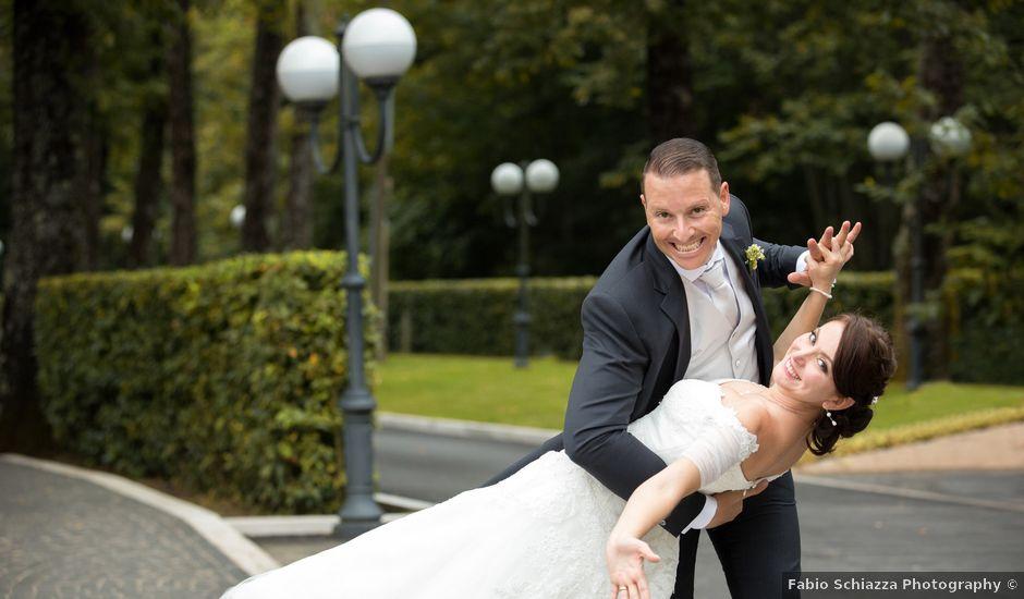 Il matrimonio di Paolo e Mihaela a Grottaferrata, Roma