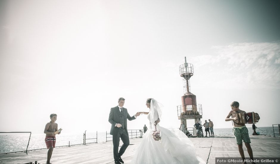 Il matrimonio di Eric e Sara a Reggio di Calabria, Reggio Calabria