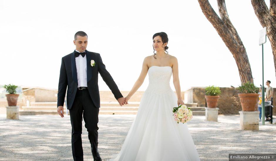 Il matrimonio di Federico e Laura a Roma, Roma